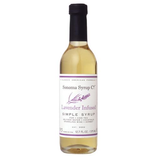 Simple Syrup - Lavender Infused, 375ml