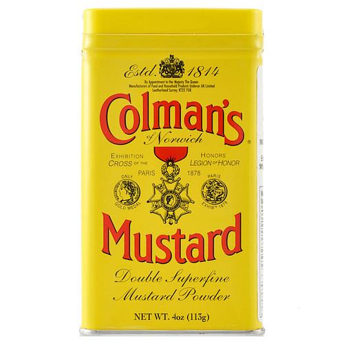 Double Superfine Mustard Powder, 113g