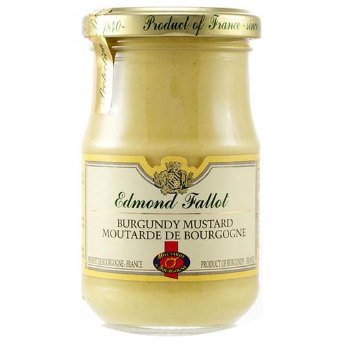 Burgundy Dijon Mustard, 210g