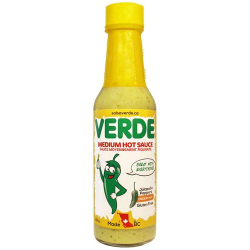Salsa Verde - Medium Hot Sauce, 147ml