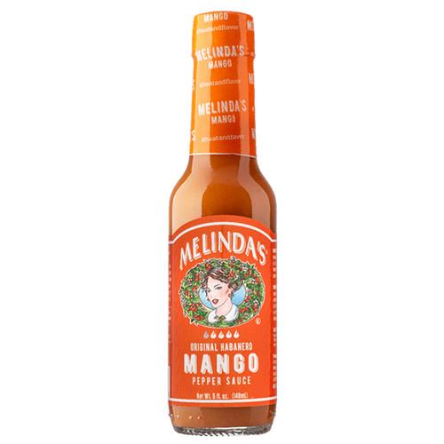 Mango Habanero Hot Sauce, 148ml