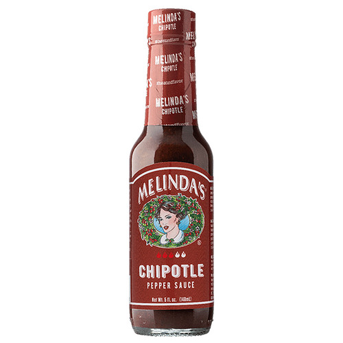 Chipotle Pepper Hot Sauce, 148ml