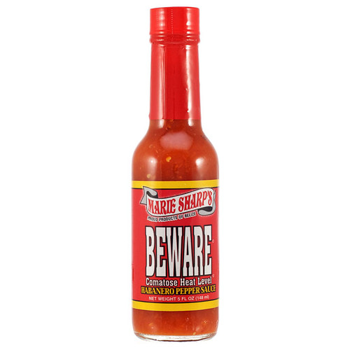 Beware Habanero Hot Sauce, 148ml