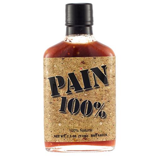 Pain 100% Hot Sauce, 210g