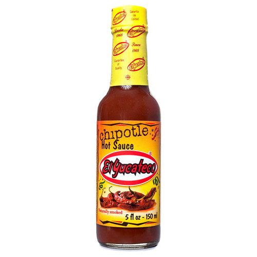 Chipotle Hot Sauce, 150ml