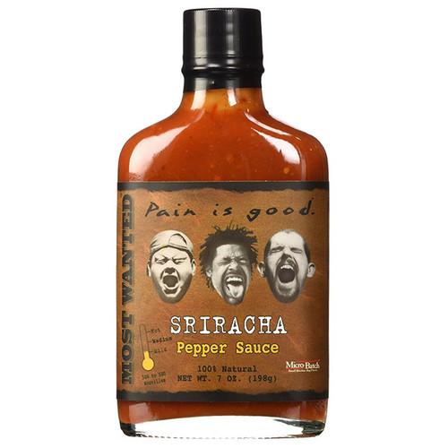 Sriracha Pepper Hot Sauce - Mild, 198g