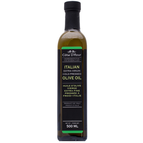 Extra Virgin Olive Oil - Italy, 500ml
