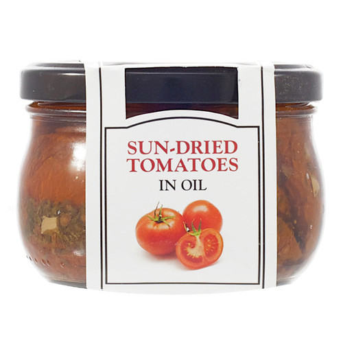 Sun-Dried Tomatoes in Oil, 225g
