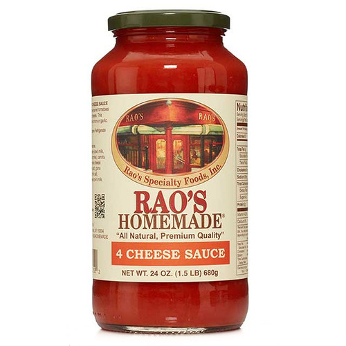 Four Cheese Pasta Sauce, 680g