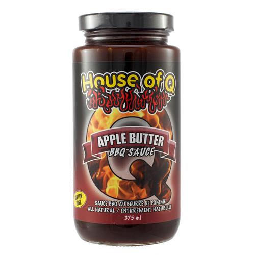 Apple Butter BBQ Sauce, 375ml