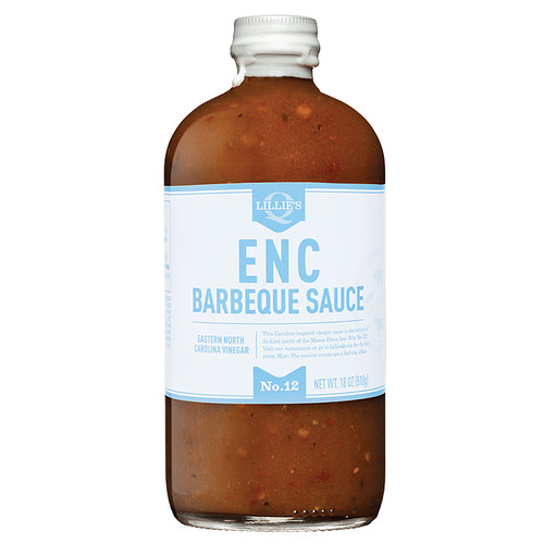 ENC Barbeque Sauce - No 12, 18oz