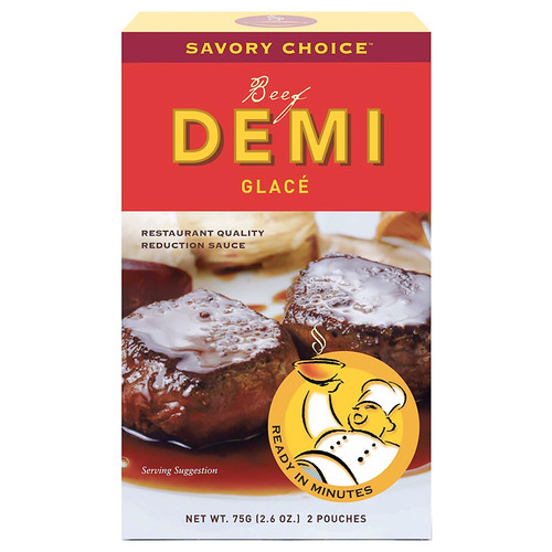 Beef Demi Glace, 2 Pouches