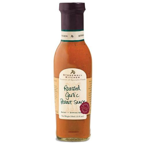 Roasted Garlic Peanut Sauce, 330ml