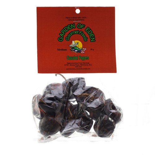 Cascabel Peppers - Whole, 50g