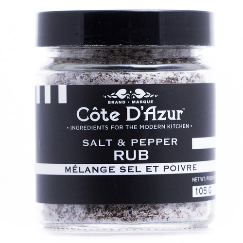 Salt & Pepper Rub, 105g