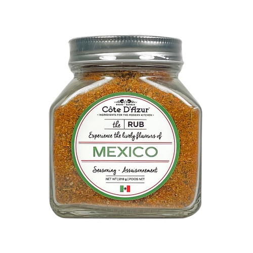 Mexico - Mexican Spice Rub, 210g