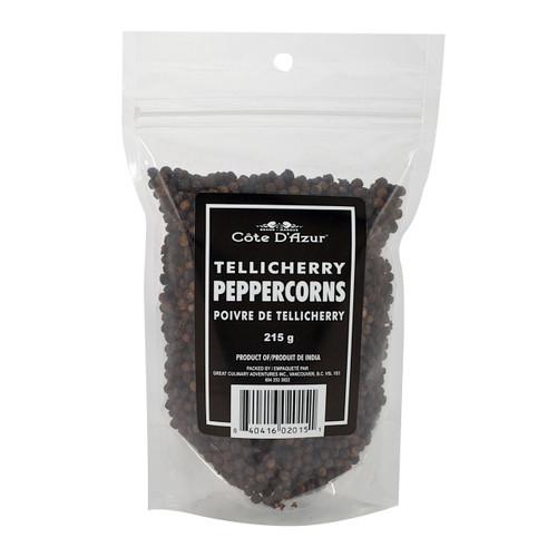 Tellicherry Peppercorns, 215g