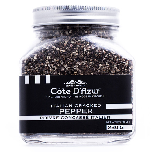 Italian Cracked Pepper, 230g