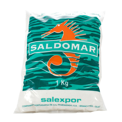 Sea Salt - Fine, 1kg