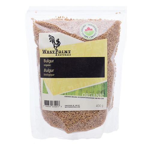 Bulgur Wheat - Organic, 400g