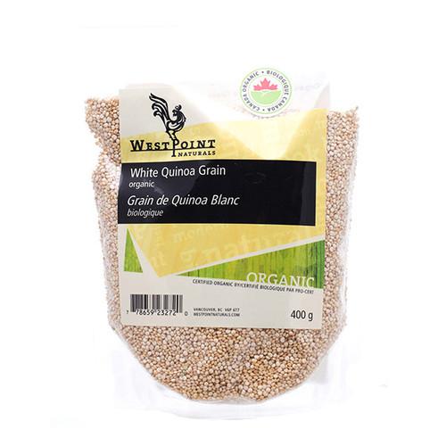 White Quinoa Grain - Organic, 400g