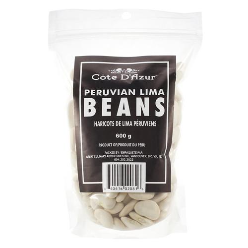 Peruvian Lima Beans, 600g