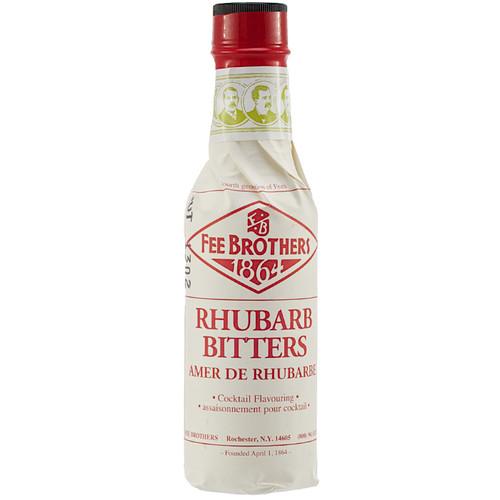 Rhubarb Bitters, 150ml