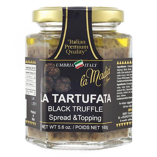 La Tartufata Black Truffle, 160g