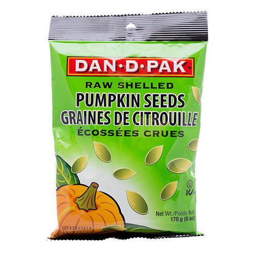 Pumpkin Seeds - Raw, 170g