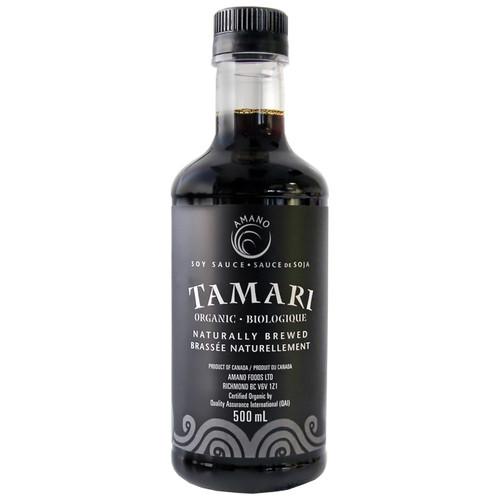 Tamari Sauce - Organic, 500ml