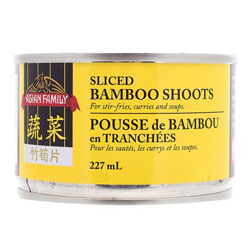 Bamboo Shoots - Sliced, 227ml