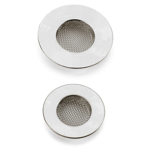 Sink Strainer - Stainless Steel, 2-Piece Set