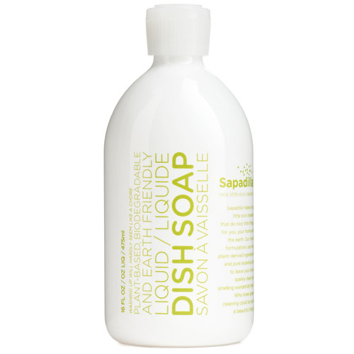 Dish Soap - Rosemary + Peppermint, 475ml