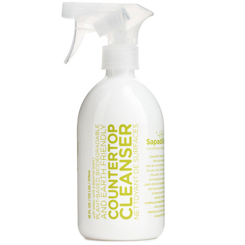 Countertop Cleanser - Rosemary + Peppermint, 475ml