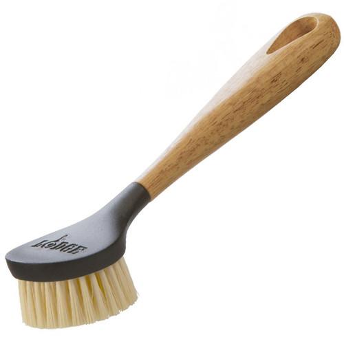 Scrub Brush - For Cast Iron, 10-in