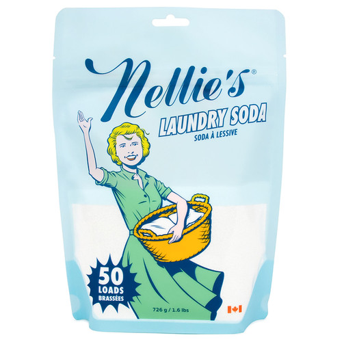 Laundry Soda - 50 Loads, 1.6lbs