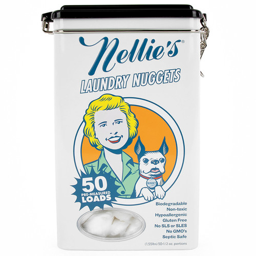 Laundry Nuggets Tin Box, 50 Pack