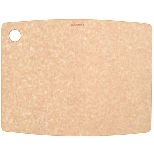 Natural Cutting Board,  14.5x11.25-in