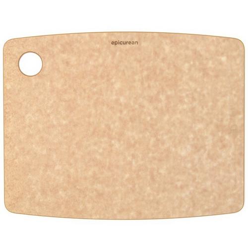 Natural Cutting Board, 11.5x9-in