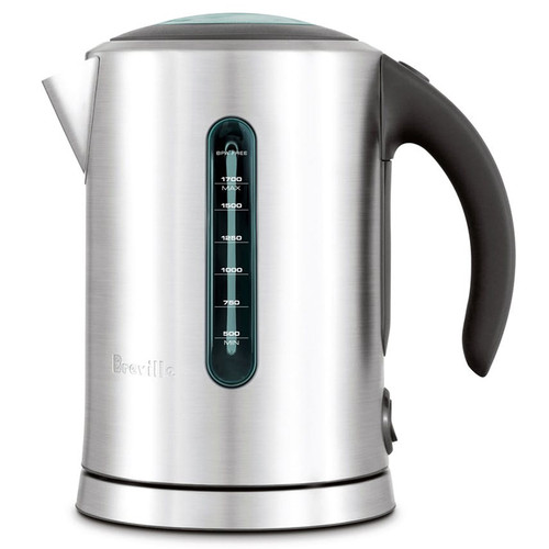 Soft Top Pure Kettle - Brushed Stainless, 1.7L