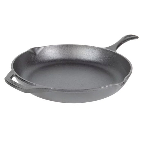 Skillet Chef Collection - Seasoned Cast Iron, 12-in