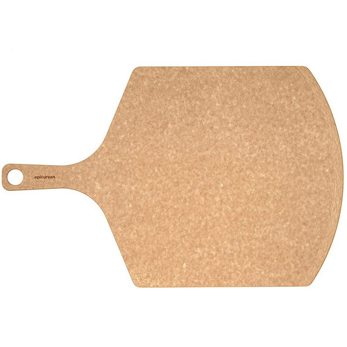 Natural Pizza Peel, 23x14-in