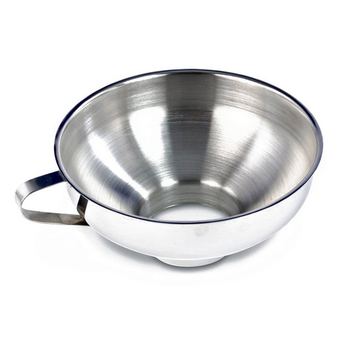 Canning Funnel - Stainless Steel, 5.5-in