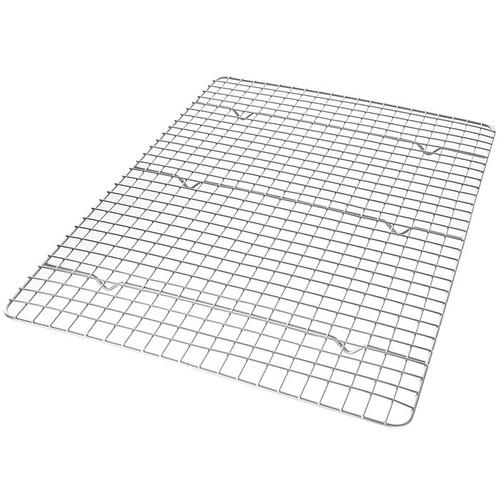 Half Sheet Nonstick Cooling Rack , 16.8x11.5-in