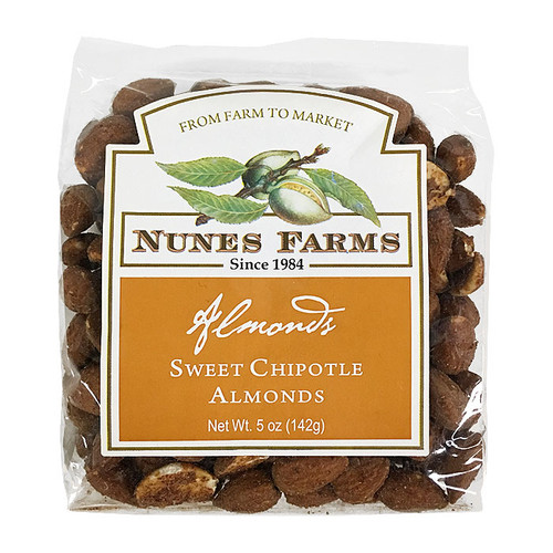 Almonds - Sweet Chipotle, 142g