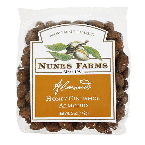 Almonds - Honey Cinnamon, 142g