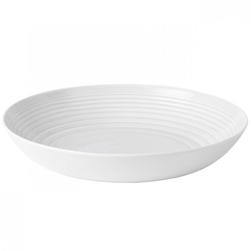 Serving Bowl - Maze White, 12-in