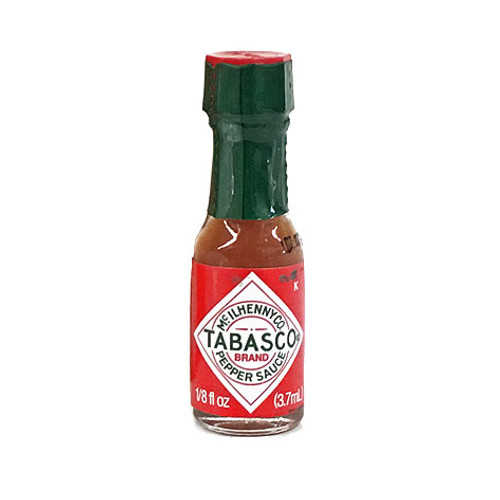 Mini Tabasco Pepper Sauce, 3.7ml