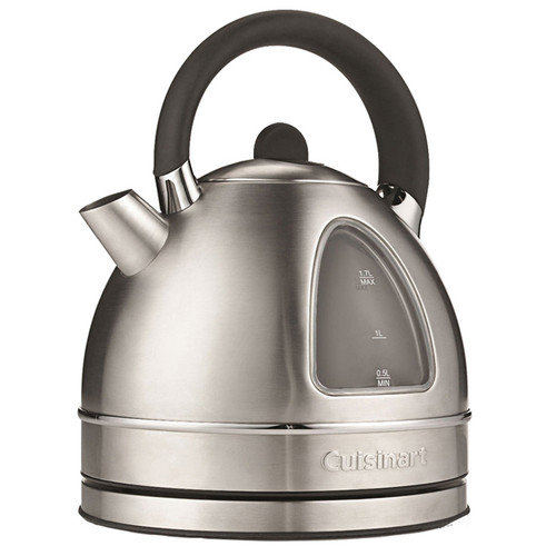 Cordless Electric Kettle - Stainless Steel, 1.7L