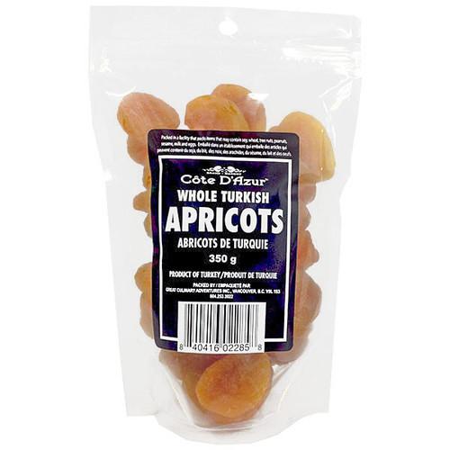 Apricots Whole Dried - Turkish, 350g